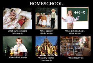 Homeschool - What We Do