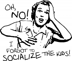 Home Education - OH NO! I FORGOT TO SOCIALIZE THE KIDS!